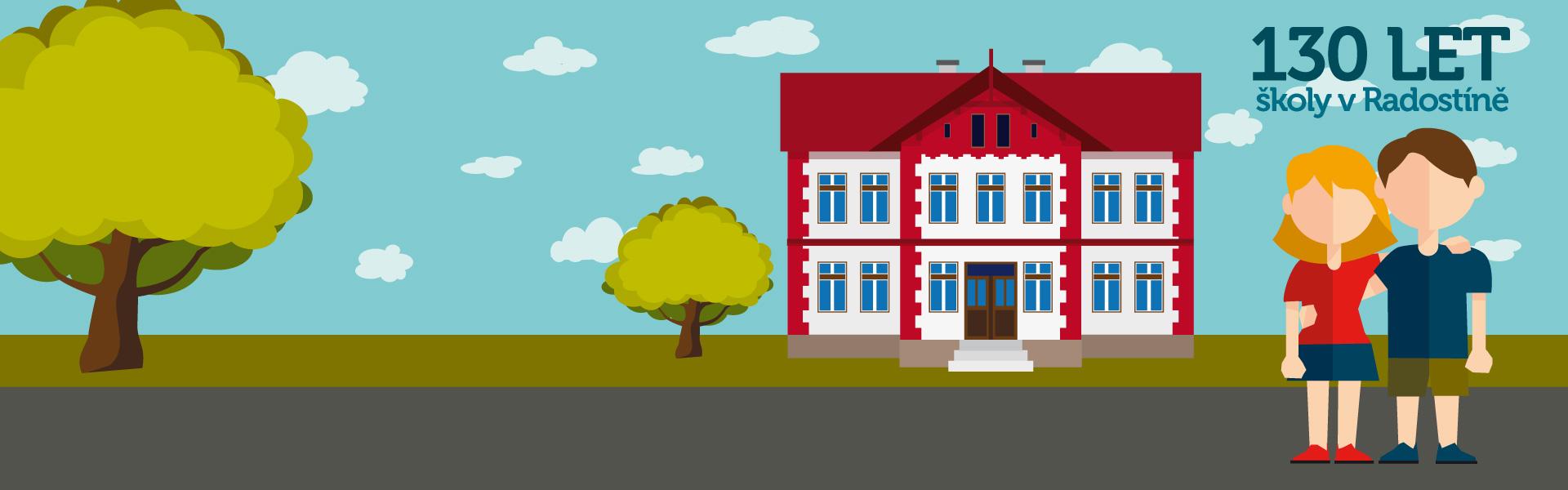 Naše škola už je tu více jak 130 let