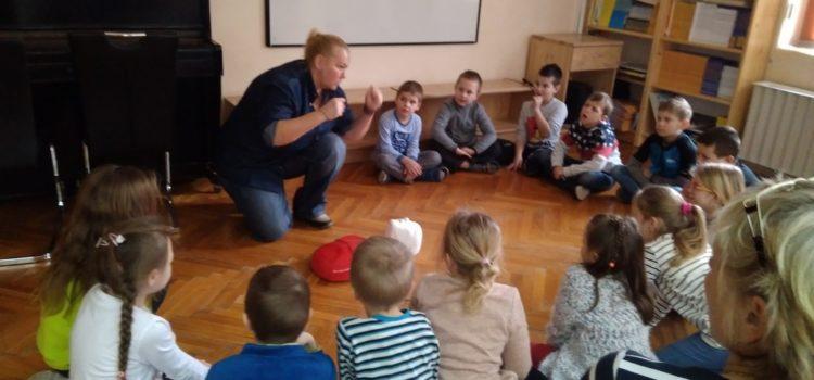 Projekt první pomoci pro prvňáčky a druháčky
